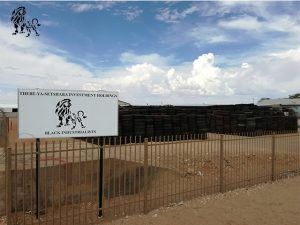 Thebe-Ya-Setshaba Investment Holdings (Pty) Ltd